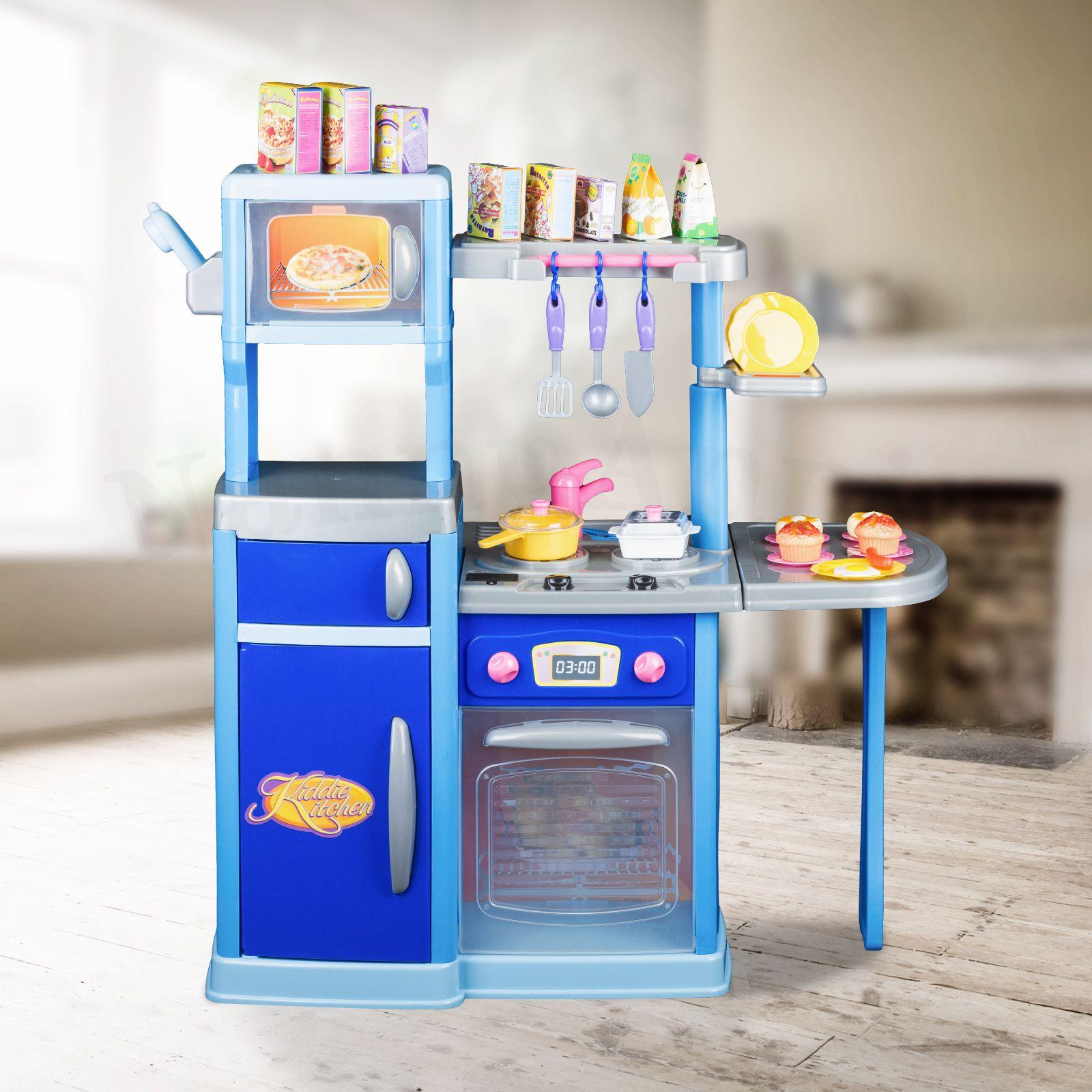 Oven Kitchen Set: Kids Kitchen Pretend Play Set Toy Children Cooking Home
