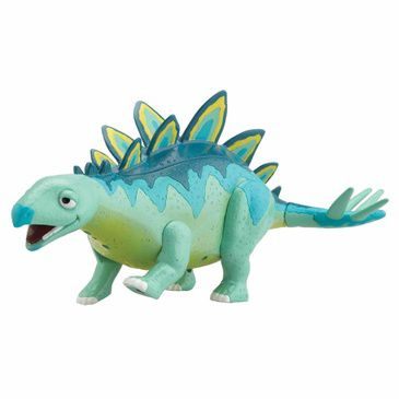 Morris The Stegosaurus Jim Henson's Dinosaur Train Interactive Figure LC53105