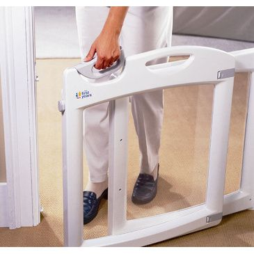 All Clear Everywhere Baby Safety Gate for Kids Swing Barrier The First Years Y4996