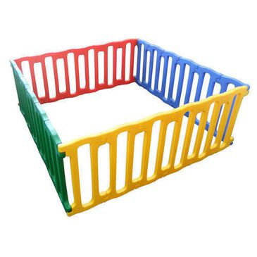 Baby Playpen - Jolly Kidz Magicpanel Playpen for Baby - Jumbo Square