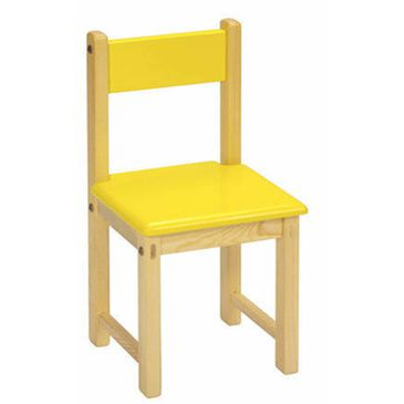 Childrens Chair JK Brightway Kids Chair - YELLOW