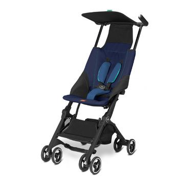 POCKIT Goodbaby Pram Stroller (SEAPORT BLUE)