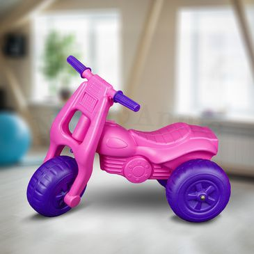 Dune Buggy Ride-On Tricycle | Kids Pink Tricycle