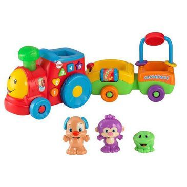 Fisher Price Laugh & Learn - Puppy's Smart Stages Train