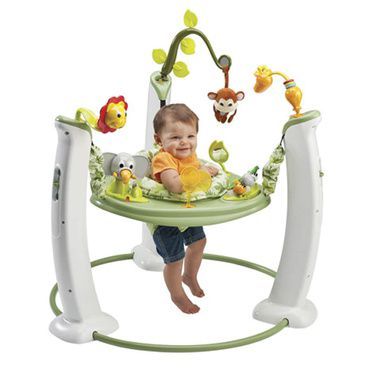 Evenflo Jump & Learn Exersaucer
