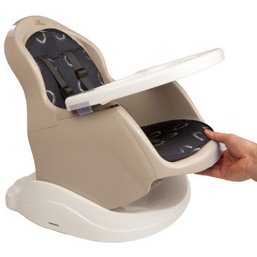 Deluxe Reclining Booster Seat | Roger Armstrong | Baby Highchair