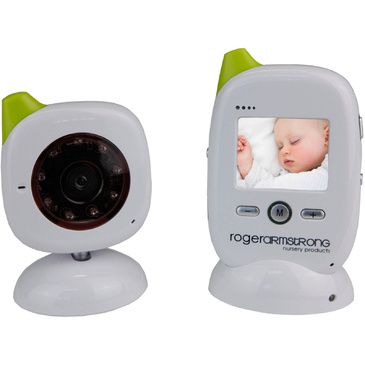 Sleep Easy Wireless Handheld Video Monitor | Infra-Red Video Monitor With Sound
