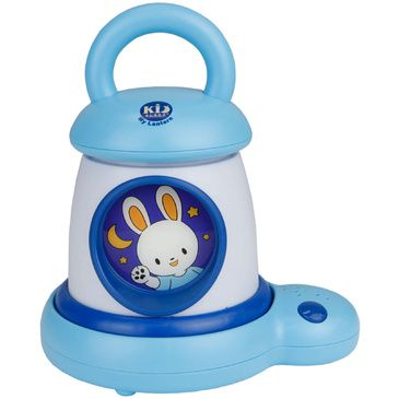 Kids Sleep 4 in 1 Sleep Lantern - Blue | Claessen's Kids Lantern Night Light