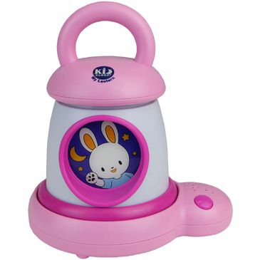Kids 4 in 1 Sleep Lantern - Pink | Claessen's Portable Night Light
