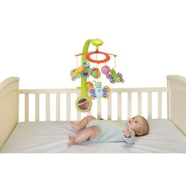 Taf Toys Babys Musical Butterflies Mobile