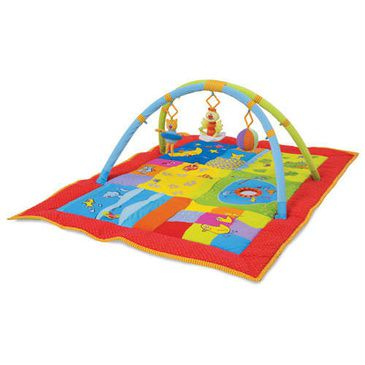Baby Play Gym | 2 IN1 Smart GYM Play Mat