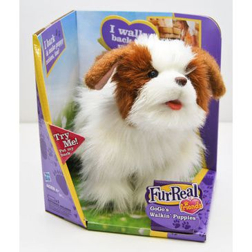 Furreal Gogo Puppies