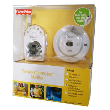 Private Connection Monitor By Fisher Price