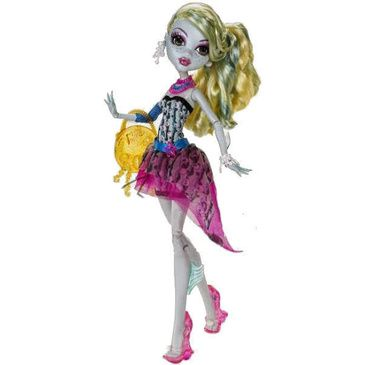 Monster High Party Doll - Lagoona Blue - Dot Dead Gorgeous | Lagoona Blue Doll