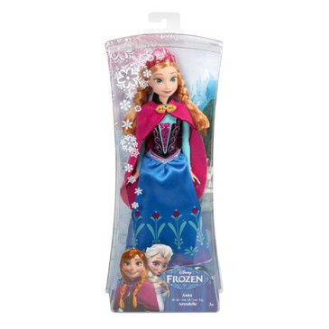 Disney Frozen - Anna of Arendalle Sparkle Doll