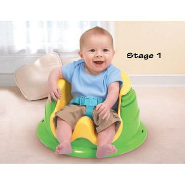'Summer Infant' 3-Stage Super Seat | Support, Activity and Booster Seat in One