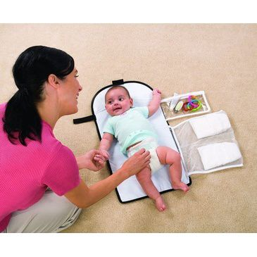ChangeAway - Portable Baby Changing Mat Kit
