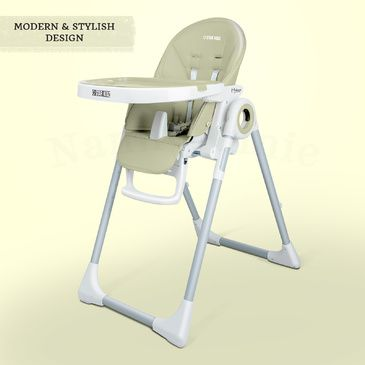Star Kidz Hotham High Chair - Beige