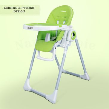 Star Kidz  Hotham High Chair - Green