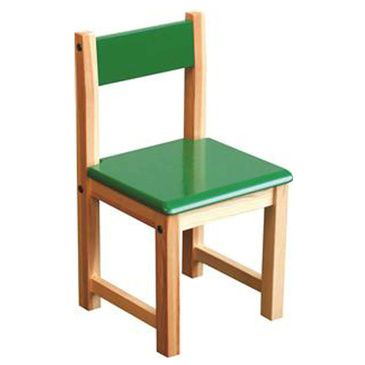 Childrens Chairs Set of 2 Kids Chairs - GREEN