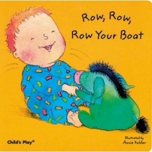 Row Row Row Your Boat Childrens Book
