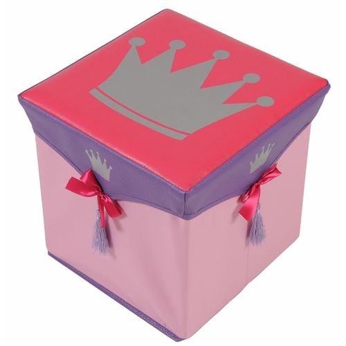 Kids Toy Box | Princess Toy Storage Box | Childrens Toy Storage Box