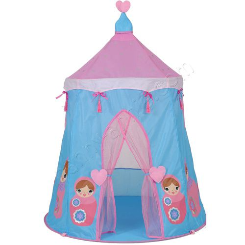 Play Tent | Baby Babushka Pop-Up Play Tent | Character Cubby House