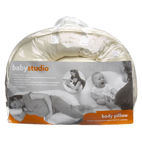 Body Support Pillow by BabyStudio | Breastfeeding Pillow for Mothers