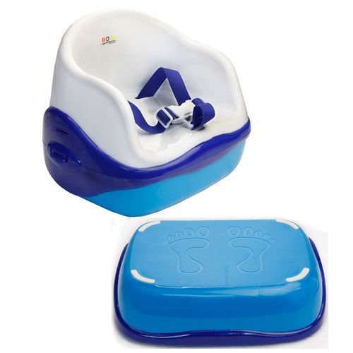 Booster Seat & Stool | Combination Booster Seat & Stool Set