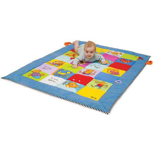 Baby Activity Mat - Taf Toys 'I Love' Big Mat