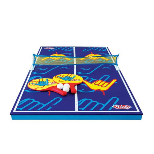 Wahu Pool Party Ping Pong - Table Tennis Game for Use In or Out of Pool