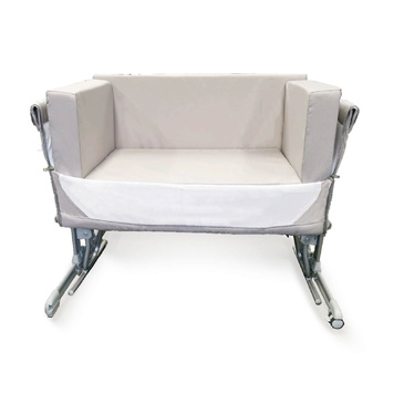 Sofa Kit for Star Kidz Vicino Bassinet - Silver Cloud