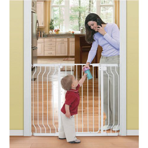 Child Safety Gate - Extra Tall Walk-Thru Gate